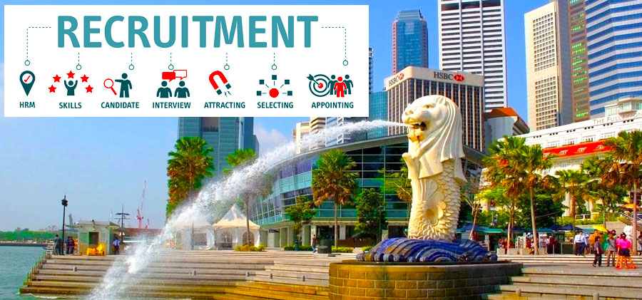 Singapore recrutiment pic