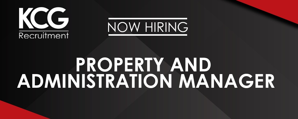 Property and Administration Manager -web