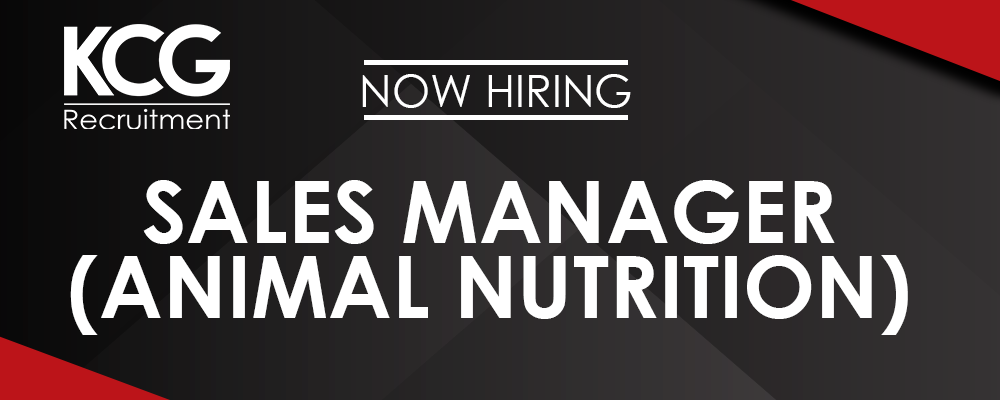Sales Manager (Animal Nutrition)