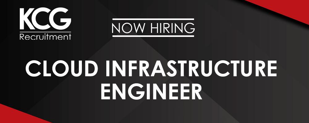 Cloud Infrastructure Engineer -min