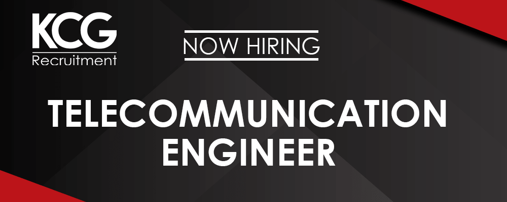 Telecommunication Engineer -min