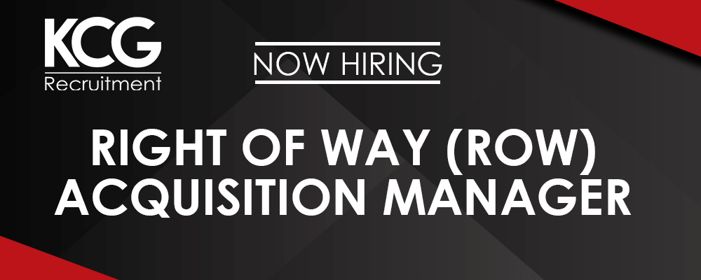 Right of Way Acquisition Manager min