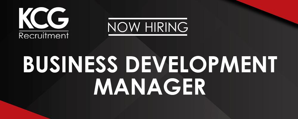 Business Development Manager -min