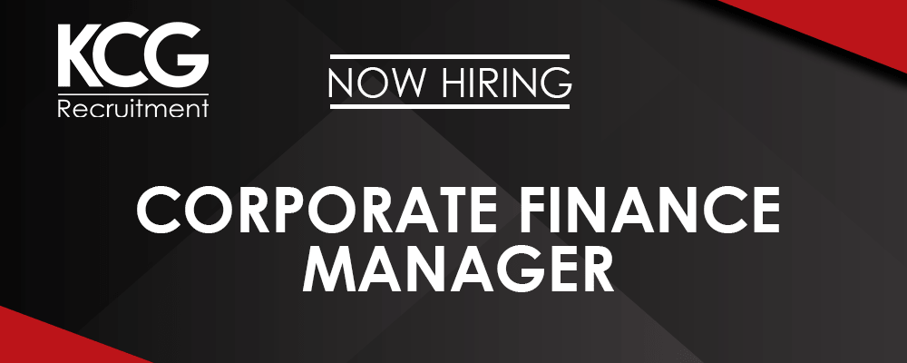 Corporate Finance Manager-min