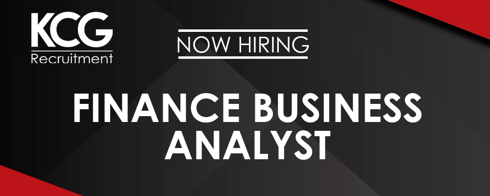 Finance Business Analyst -min