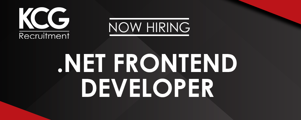 .NET-Frontend Developer