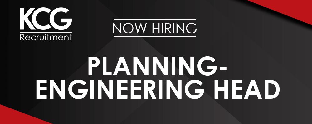 Planning Engineering Head-min