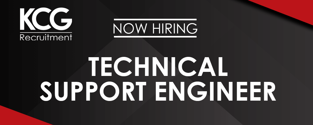 Technical Support Engineer -min