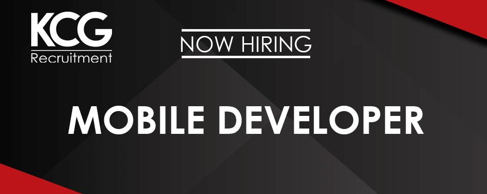 Mobile Developer -min
