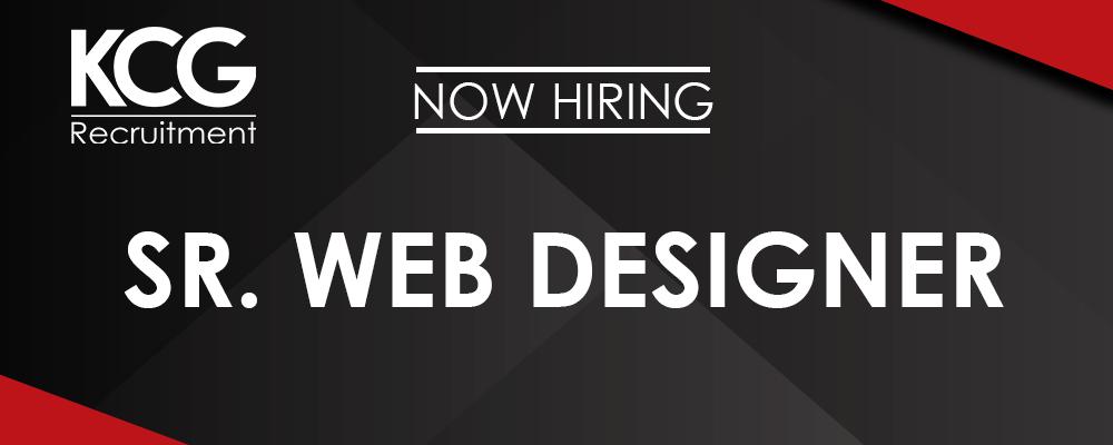 Sr. Web Designer -min