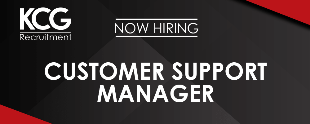 Customer Support Manager -min