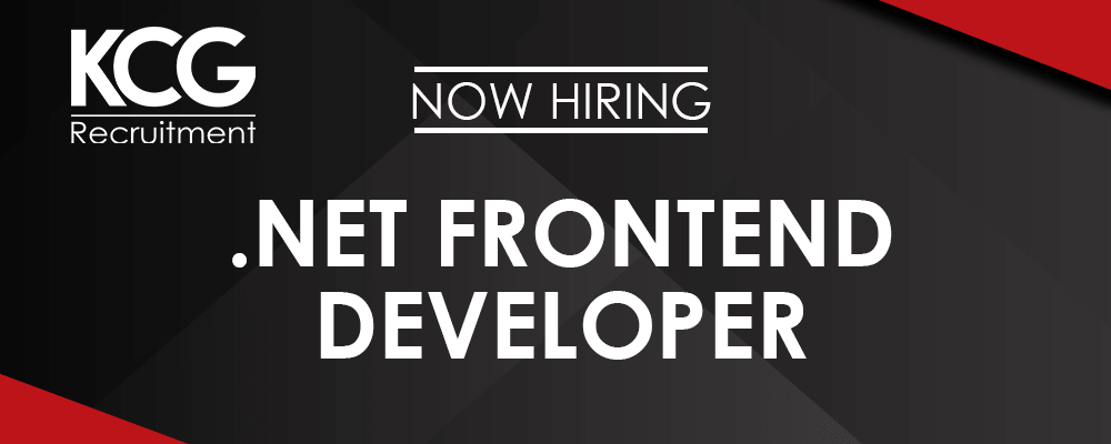 .Net Frontend Developer -min