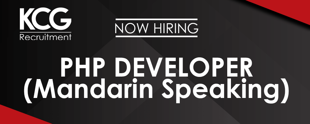 PHP Developer Mandarin Speaking -min