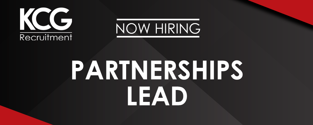 For Hire Partnerships Lead