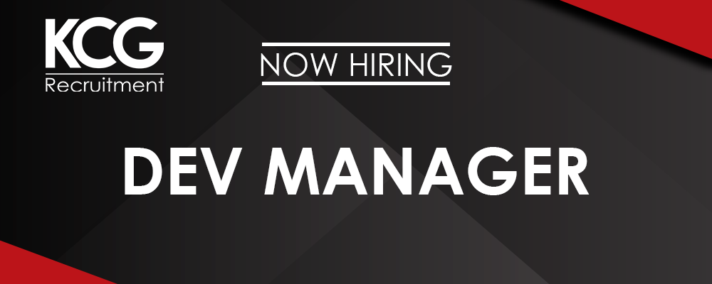 For Hire Dev Manager
