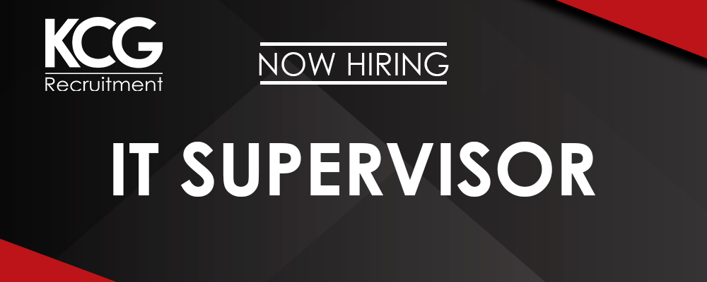 For Hire IT Supervisor