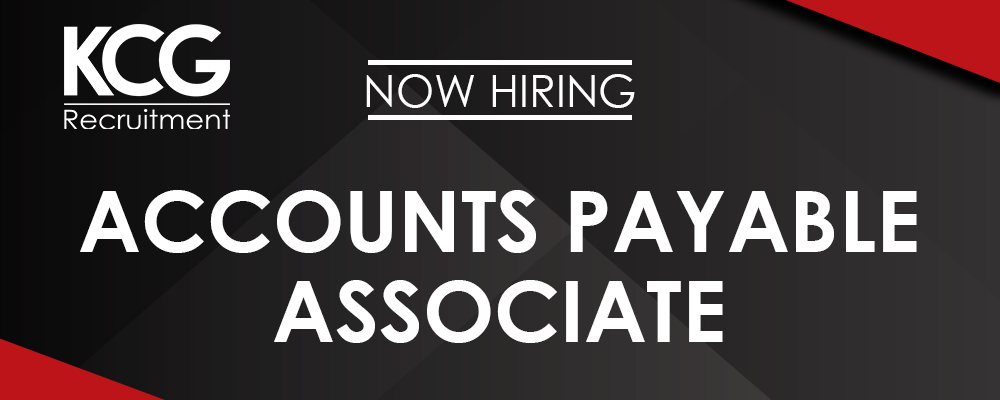 Accounts Payable Associate