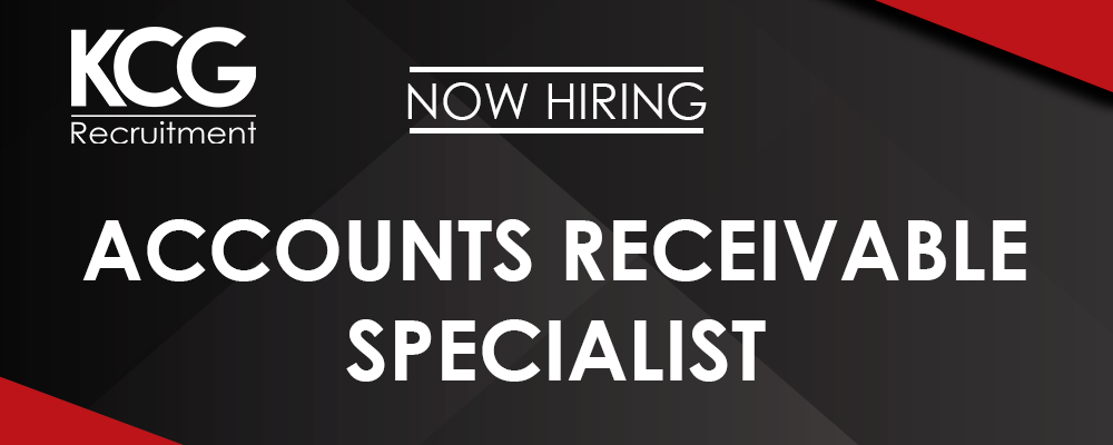 Accounts Receivable Specialist