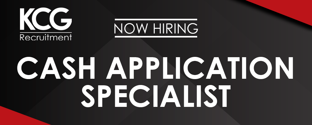 Cash Application Specialist