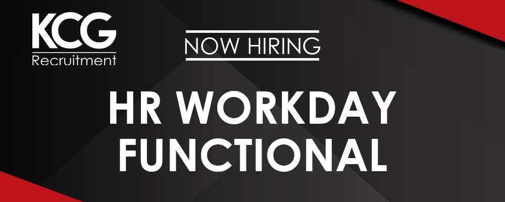 HR Workday Functional