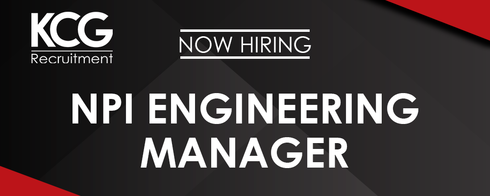 NPI Engineering Manager