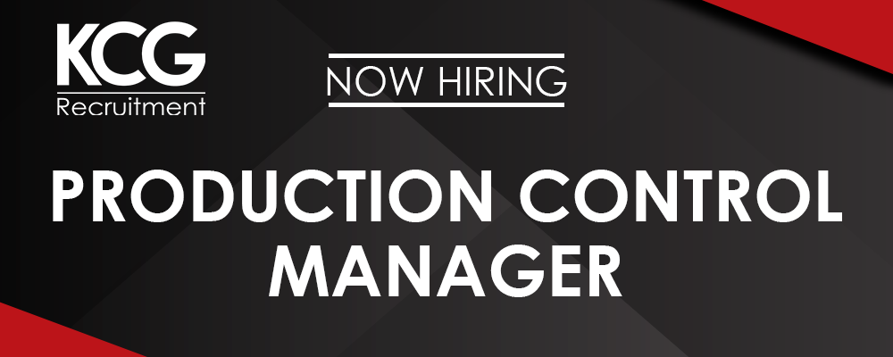 Production Control Manager