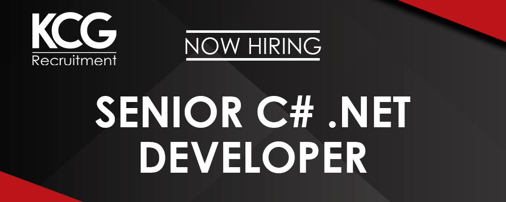 Senior C# .Net Developer