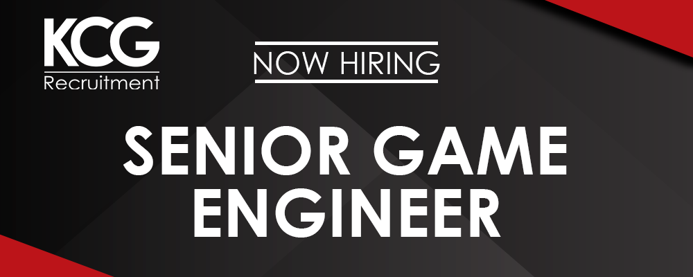 Senior Game Engineer
