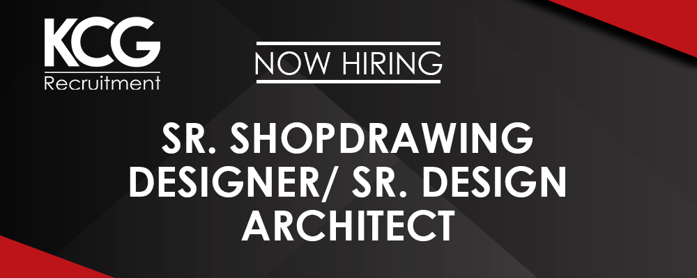 Sr. Design Architect