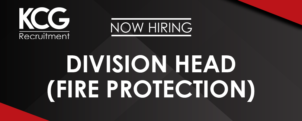 Division Head Fire Protection