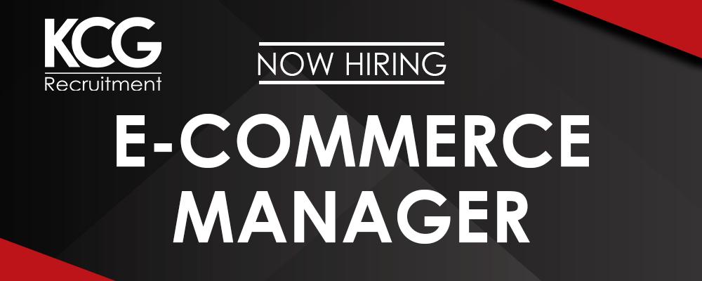 E-Commerce Manager