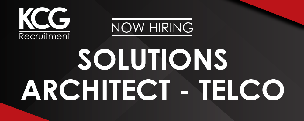 Solutions Architect-Telco