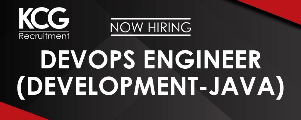 DevOps Engineer (Development-Java)