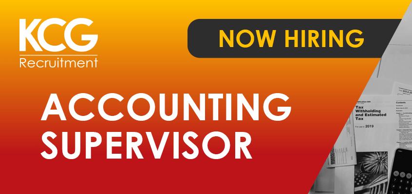 Accounting Supervisor