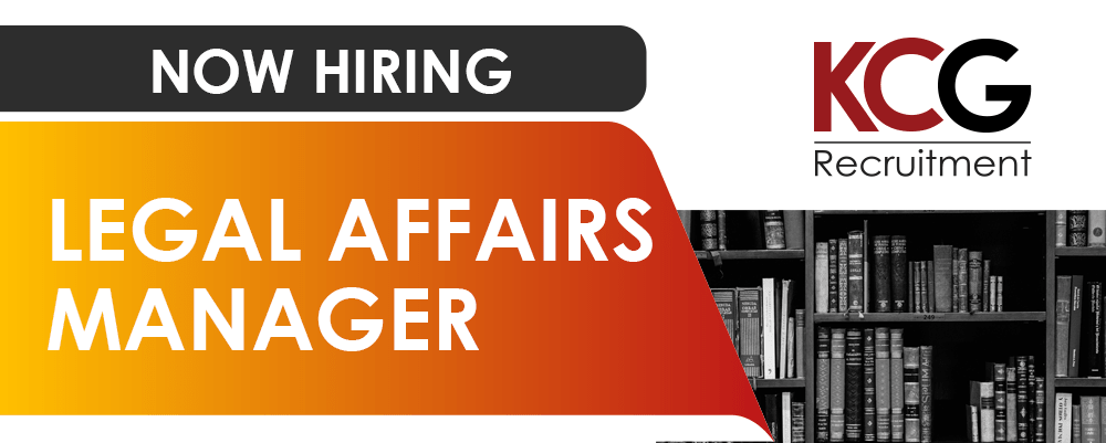 Legal Affairs Manager