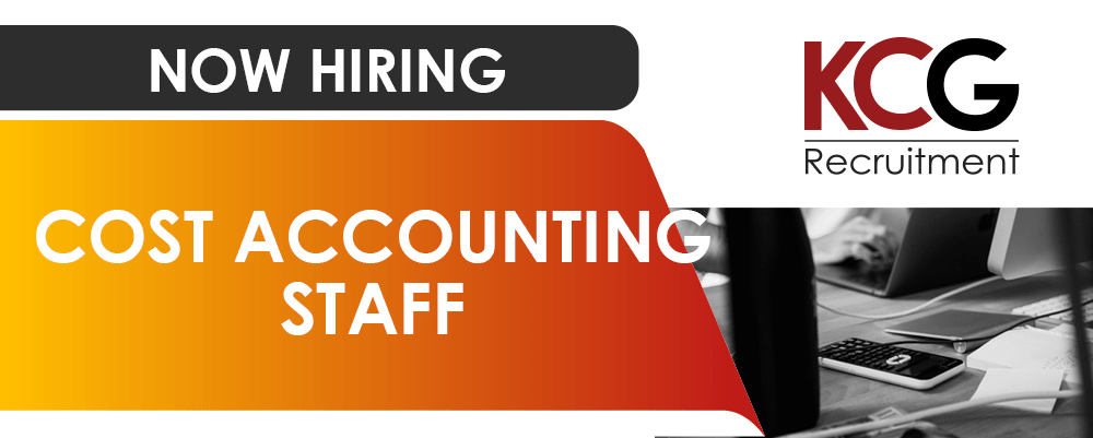 Cost Accounting Staff