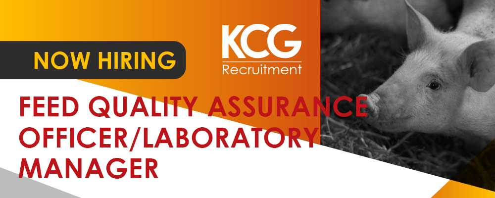 Feed Quality Assurance Officer Laboratory Manager