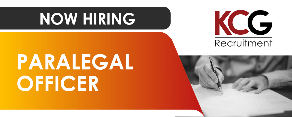 Paralegal Officer