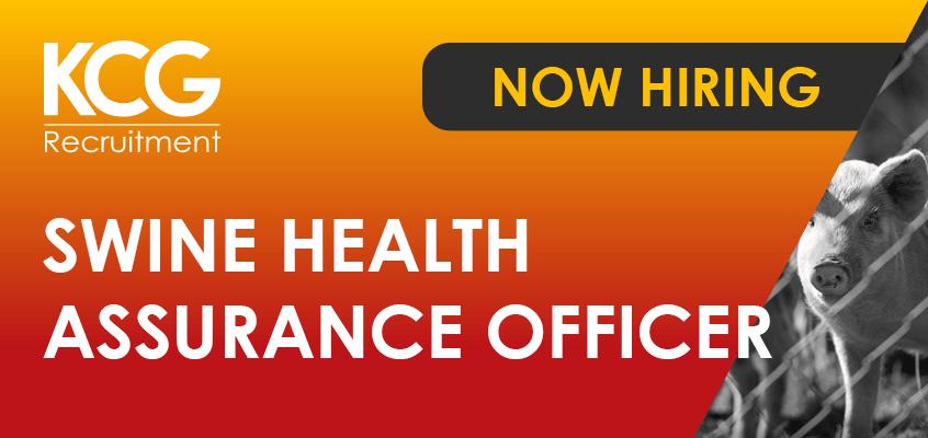 Swine Health Assurance Officer