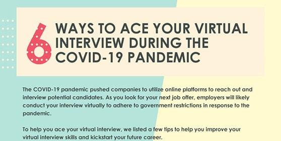 Ace Your Virtual Interview During COVID-19-min