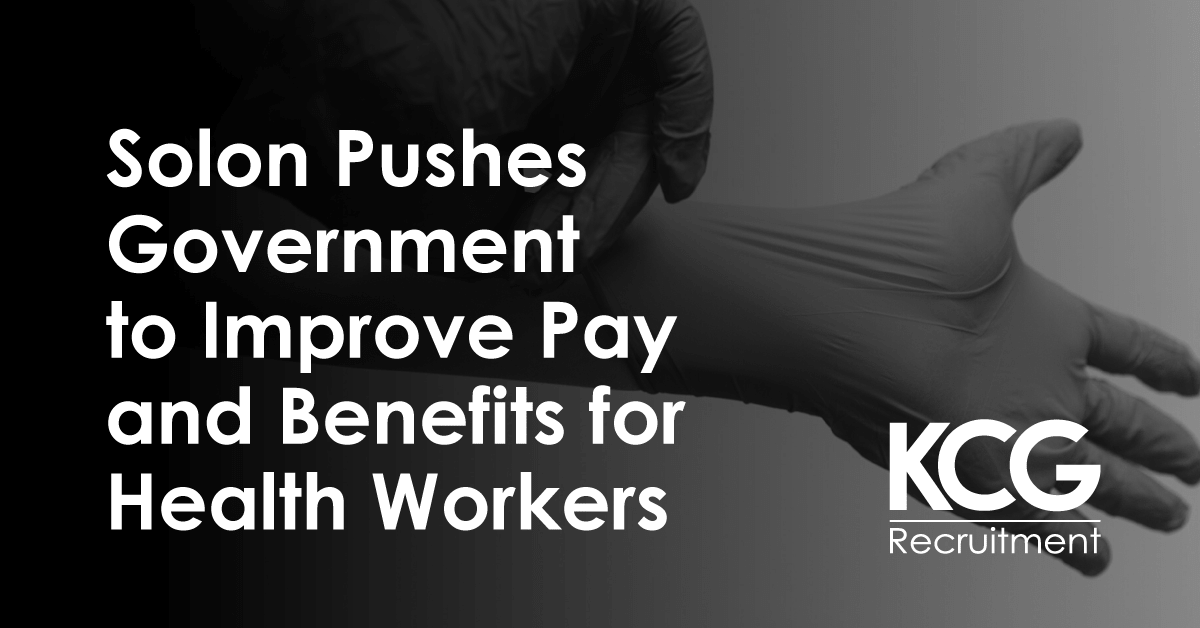 Pay Benefits Health Workers