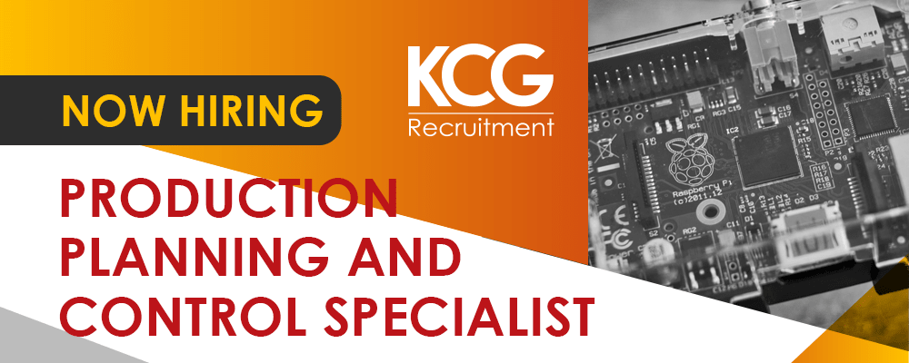 Production Planning and Control Specialist