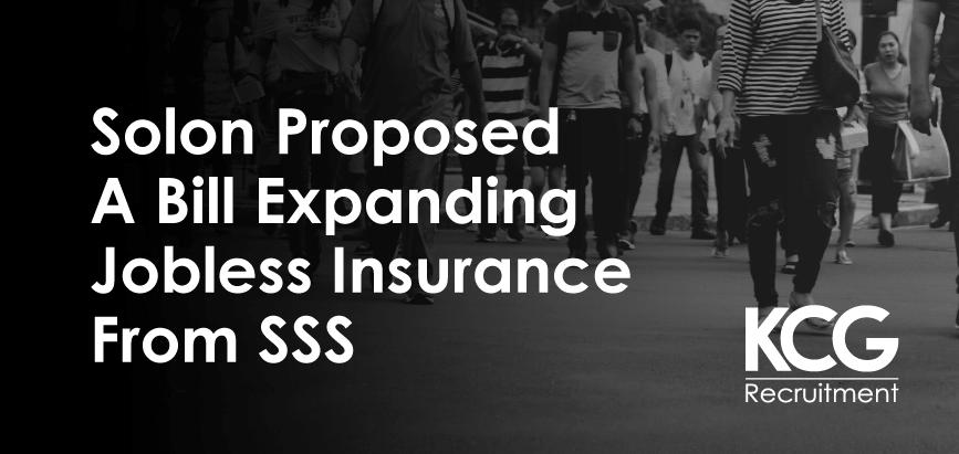 Jobless Insurance SSS