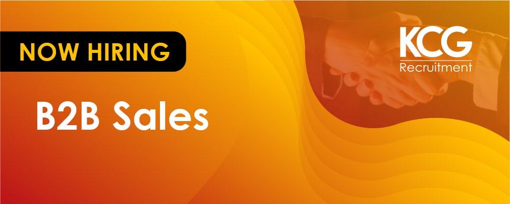 B2B Sales - min