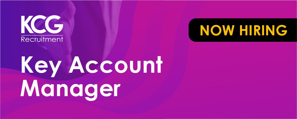 Key Account Manager - min