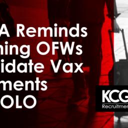 OWWA Vaccination Documents