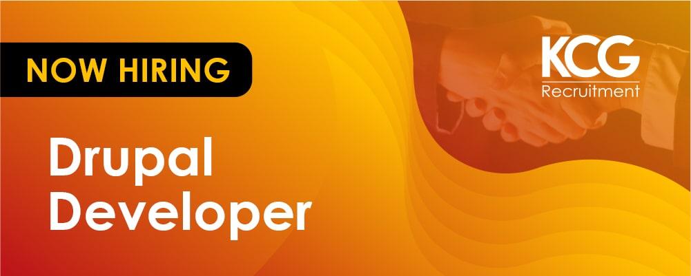 Drupal Developer - min