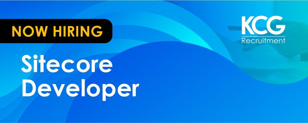 Sitecore Developer - min
