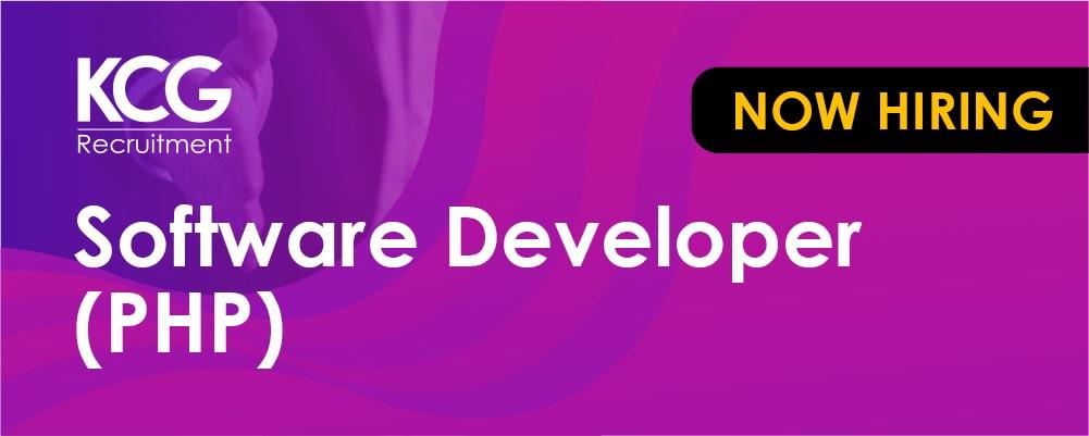 Software Developer (PHP) - min
