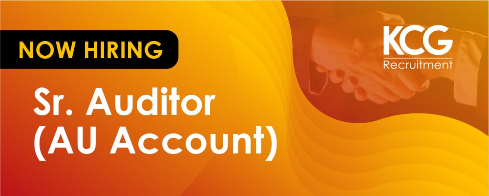 Sr Auditor (AU Account) - min